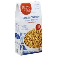 modern table mac and cheese elbow pasta at publix instacart