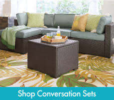 patio furniture sets chair pads seat cushions more bed bath