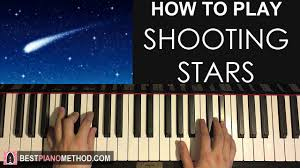 Piano Meme - how to play bag raiders shooting stars meme song piano