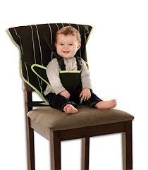 High Sitting Chair Amazon Com Cozy Cover Easy Seat Portable Travel High Chair And