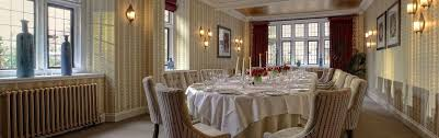 Private Dining Private Restaurant Devon Bovey Castle Devon - Castle dining room