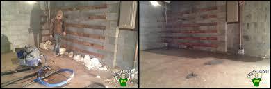foundation repair methods concrete jack