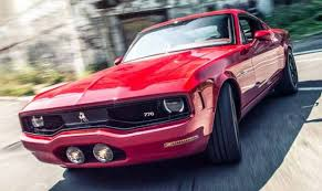 Equus Bass Interior Is The Equus Bass 770 The Best Modern Muscle Car Muscle Car