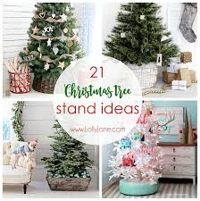 christmas tree stands 21 christmas tree stand ideas lolly