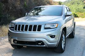 old jeep grand cherokee 2014 jeep grand cherokee overland ecodiesel long term update 1