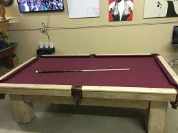 Custom Pool Tables by 8ft Ballistick Billiards Refurbished Custom Pool Table For Sale In