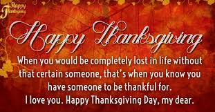 thanksgiving quotes for boyfriend the for