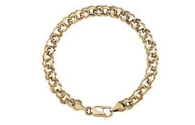 gold charm bracelet chains by esquivel and fees esquivel and fees
