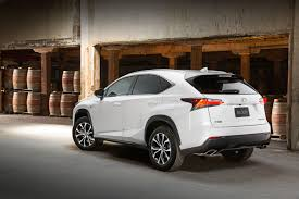 lexus crossover turbo press release lexus nx gets marque u0027s first turbo powertrain