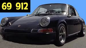 outlaw porsche 912 1969 porsche 912 youtube