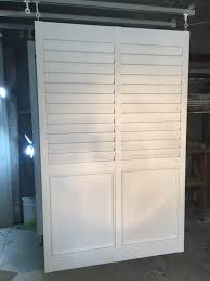 Shutter Room Divider Painted Timber Shutters Room Dividers Ee Ze Designs