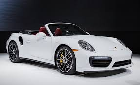 porsche carrera 911 turbo 2017 porsche 911 turbo and turbo s photos and info news car and