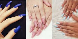 13 ways to wear coffin nails u2014 designs for ballerina nails
