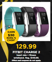 fitbit charge 2 amazon black friday the kohl u0027s black friday sale fitbit charge 2 heart rate activity