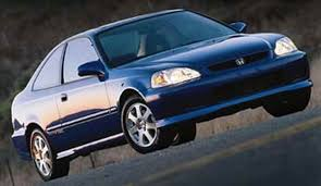 honda civic si 99 1999 honda civic si drive road test review motor trend
