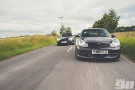 porsche modified better than stock modified porsche 996 gt3s do battle total 911