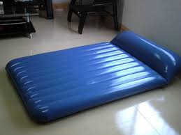 high strength comfortable air modern inflatable air mattress sofa