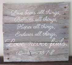 1 corinthians 13 wedding bears all things quote search
