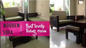 Wooden Sofa Set Designs For Living Room Wooden Sofa Set Design Solid Robust U0026 Royal Add The Elegance