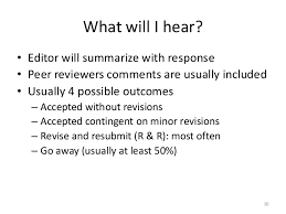 revise and resubmit cover letter 28 images the peer review
