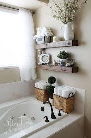 bathroom shelf idea diy floating shelves and bathroom update superb bathroom shelf