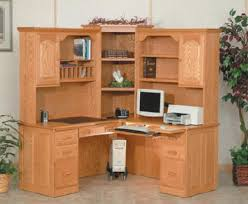 Wood Corner Desk With Hutch Corner Desks With Hutch Cheap Desk Designs Onsingularity
