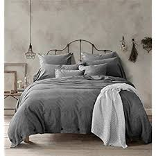 amazon com doffapd duvet cover king washed cotton duvet cover
