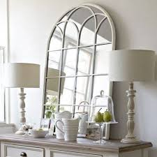 Ideas Design For Arched Window Mirror 20 Best Ideas Of White Arched Window Mirrors