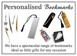 Engravable Wedding Gifts Engraved Wedding Gifts Personalised Bookmarks And Personalised