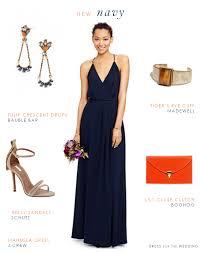 maxi dress for wedding navy maxi dress for bridesmaids
