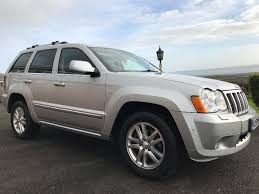 jeep laredo 2009 2009 jeep grand cherokee 3 0 crd overland part exchange