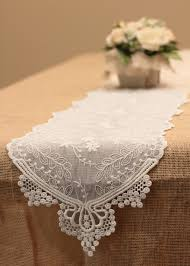 Gold Lace Table Runner Lace Table Runners To Make The Table Beautiful The New Way Home