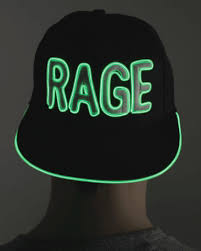 light up hats electric styles
