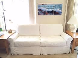 crate and barrel full sleeper sofa gorgeous crate barrel bayside slipcovered full sleeper 78 sofa