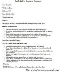 example of resume for job interview doc format resume for