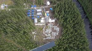 balmoral resources commences 20 000 metre summer fall 2017 detour