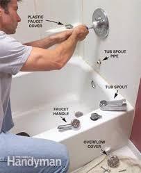 Bathtub Cutaway How To Install A Bathtub Install An Acrylic Tub And Tub Surround