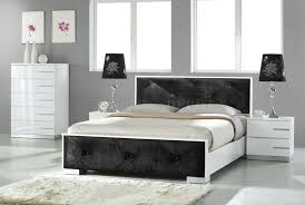 Black Lacquer Bedroom Furniture All Black Bedroom Home Design Ideas Murphysblackbartplayers Com