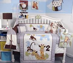 giraffe nursery decor