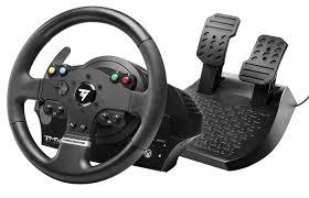 siege volant xbox 360 review thrustmaster tmx feedback wheel