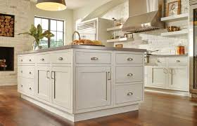 Kitchen With Only Lower Cabinets Starmark Cabinetry Is Made By Hand In America