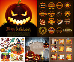 vintage halloween images clip art halloween vector graphics art free download design ai eps