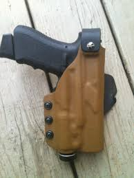 duty holsters with light dara holsters custom level ii duty holster
