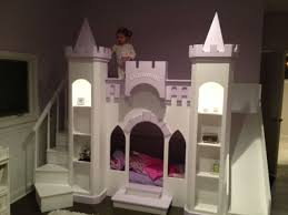 Princess Castle Bunk Bed Castle Bed Nisartmacka