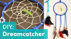 how to make a dreamcatcher youtube