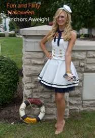 Halloween Costumes Sailor Woman Diy Sailor Costume