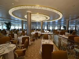 Grand Dining Room Oceania Riviera Grand Dining Room
