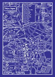 Maps Of New Orleans by New Orleans Map Map Of New Orleans Blueprint By Watercolormaps2
