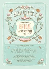 bridal shower tea party invitations bridal tea halflifetr info