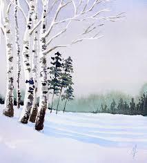 25 unique watercolor landscape paintings ideas on pinterest